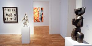 Ausstellungsansicht DL 1 OG WIR2