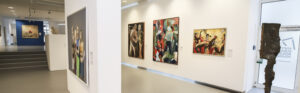 Ausstellungsansicht DL WIR